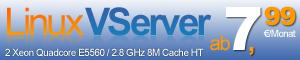 Linux VServer Hosting