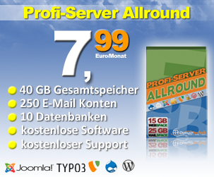Profi Webspace Allround