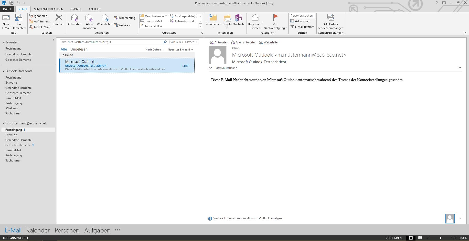 Berühmt E Mail Nachricht Weiterleiten Zeitgenössisch - Beispiel ...