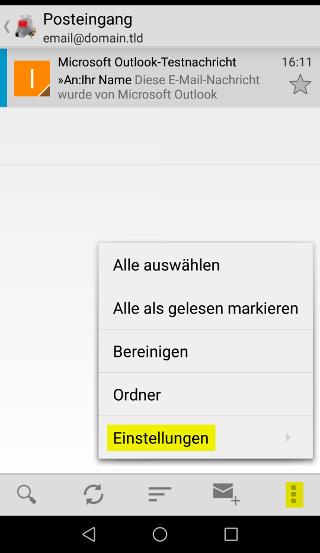 Android K9 - SSL